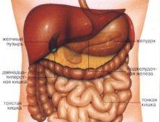 smärta i tarmen